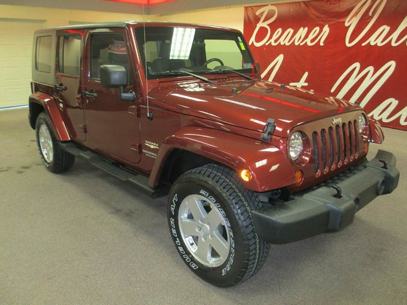 2007 Jeep Wrangler Unlimited
