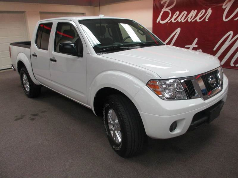2015 nissan frontier sv 4x4 4dr crew cab 5 ft sb pickup 5a in monaca beaver cecil beaver valley. Black Bedroom Furniture Sets. Home Design Ideas