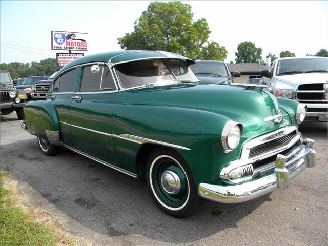 Used 1951 Chevrolet Fleetline For Sale