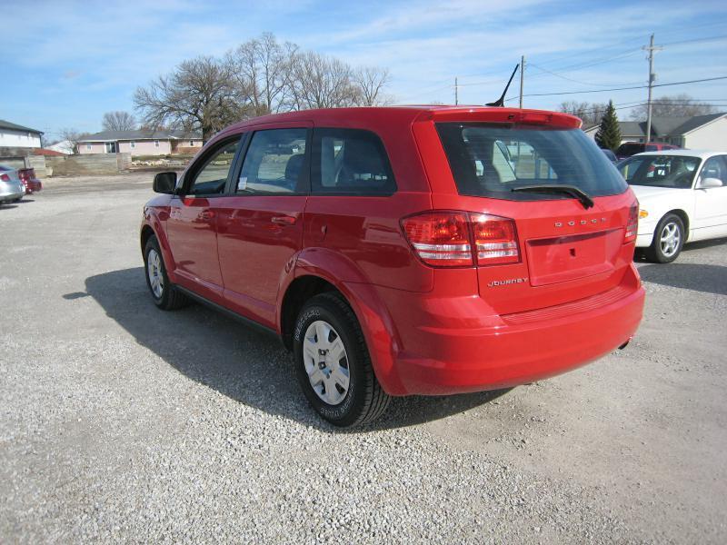 2012 Dodge Journey SE 4dr SUV - Frankfort IN