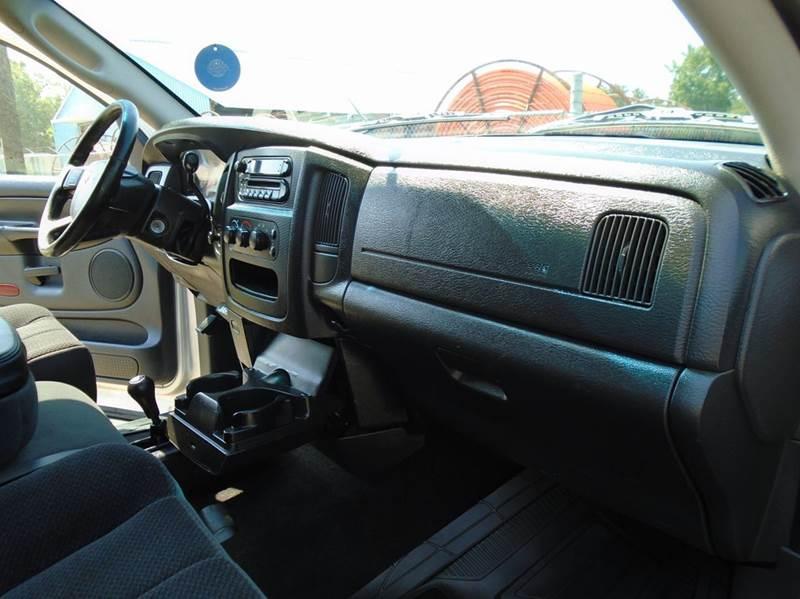 2005 Dodge Ram Pickup 2500 4dr Quad Cab SLT 4WD SB - Quitman TX