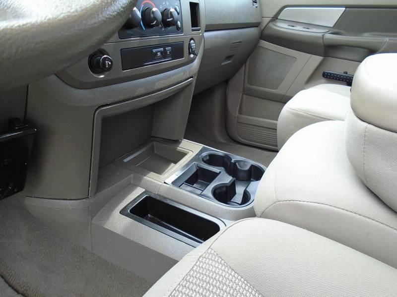 2008 Dodge Ram Pickup 2500 SLT MEGA CAB 4X4 - Quitman TX