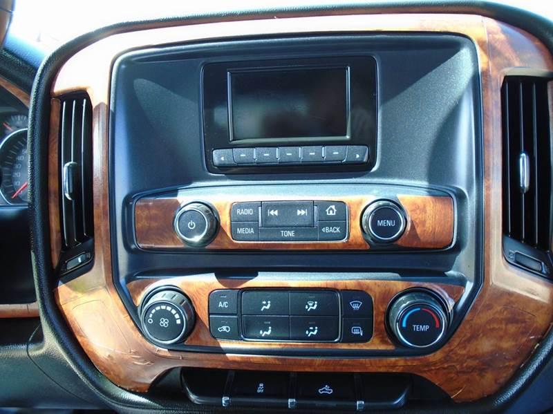 2015 GMC Sierra 2500HD 4x4 4dr Crew Cab SB - Quitman TX