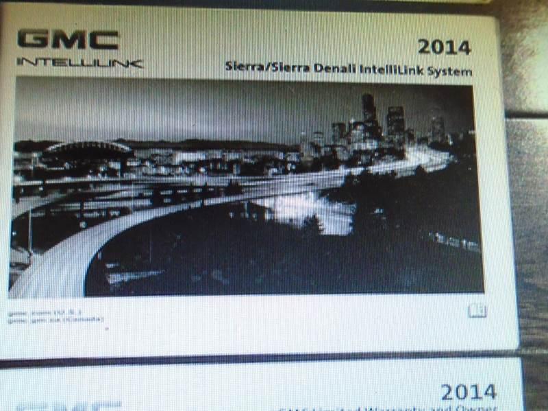 2014 GMC Sierra 1500 4x2 SLE 4dr Crew Cab 5.8 ft. SB - Quitman TX