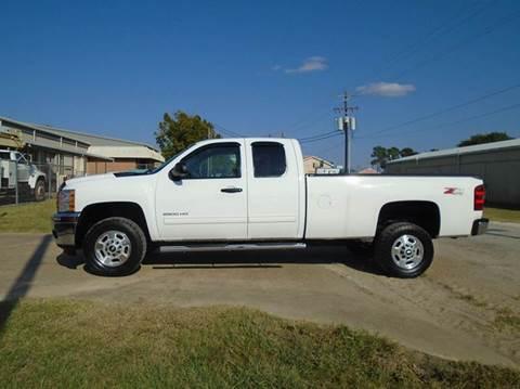 2012 Chevrolet Silverado 2500HD for sale in Quitman, TX