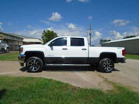 2015 GMC Sierra 2500HD for sale in Quitman, TX
