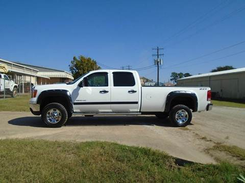 2013 GMC Sierra 2500HD for sale in Quitman TX