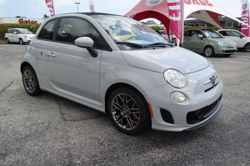2017 Fiat 500c For Sale In Florida Carsforsale Com