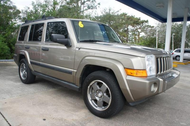 2006 Jeep Commander for sale in Melbourne, FL