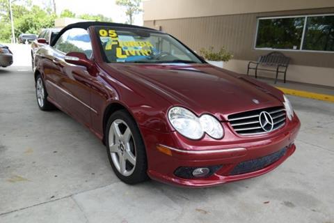 2005 Mercedes-Benz CLK for sale in Melbourne, FL