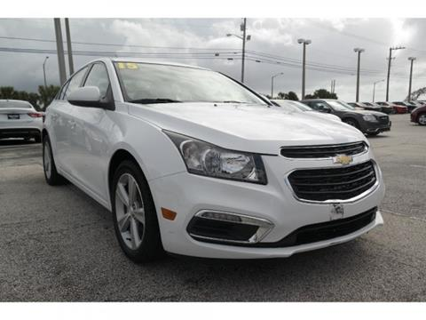 2015 Chevrolet Cruze for sale in Melbourne, FL