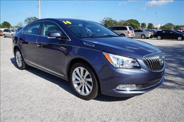 2014 buick lacrosse for sale florida. Black Bedroom Furniture Sets. Home Design Ideas