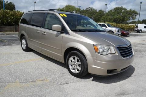 2008 Chrysler Town and Country for sale in Melbourne, FL