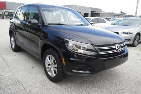 2013 Volkswagen Tiguan for sale in Melbourne, FL