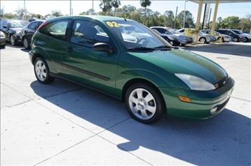 2002 Ford Focus for sale in Melbourne, FL