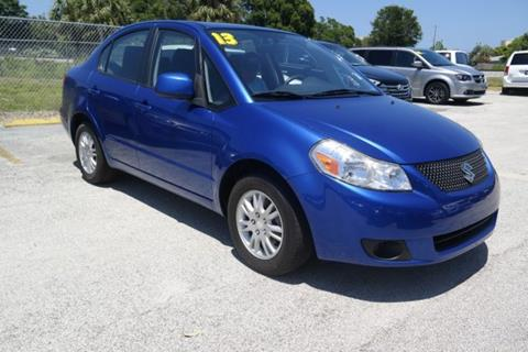2013 Suzuki SX4 for sale in Melbourne, FL