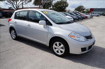 2012 Nissan Versa for sale in Melbourne, FL