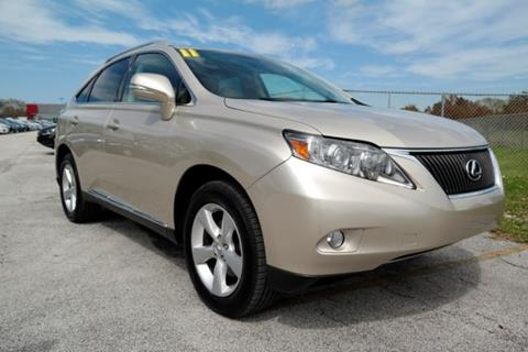 2011 Lexus RX 350 for sale in Melbourne, FL