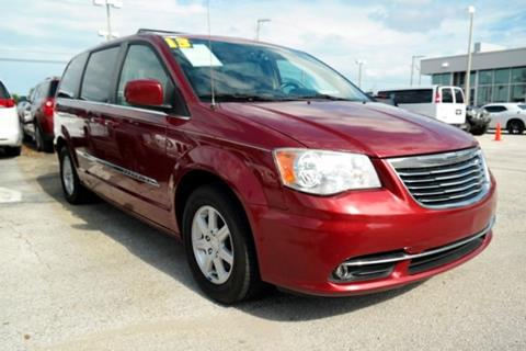 2013 Chrysler Town and Country for sale in Melbourne, FL
