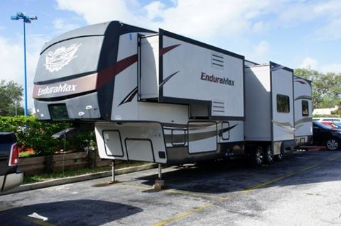 2011 Gulf Stream ENDURAMAX 3950 END for sale in Melbourne, FL
