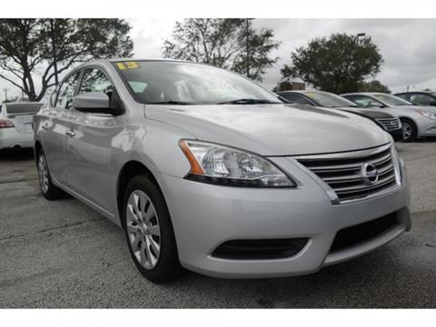 2013 Nissan Sentra for sale in Melbourne, FL