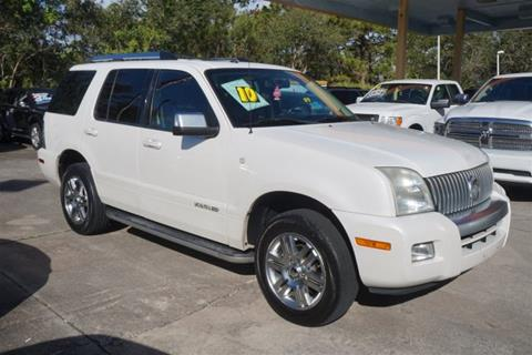 2010 Mercury Mountaineer for sale in Melbourne, FL