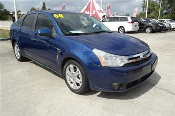 2008 Ford Focus for sale in Melbourne, FL
