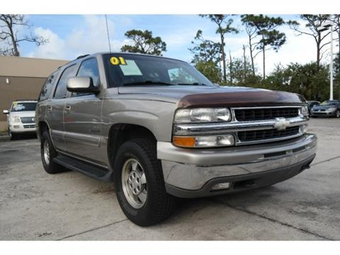2001 Chevrolet Tahoe for sale in Melbourne, FL
