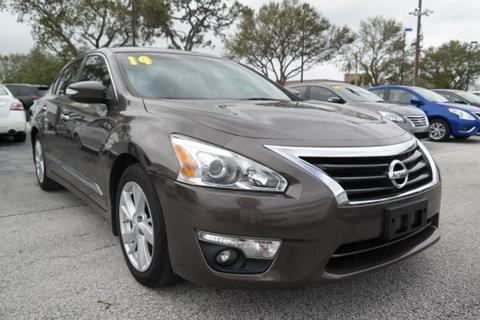 2014 Nissan Altima for sale in Melbourne, FL