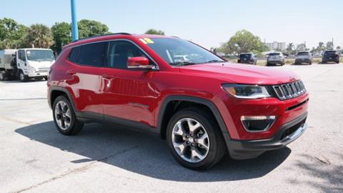 2018 Jeep Compass for sale in Melbourne, FL