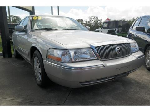 2004 Mercury Grand Marquis for sale in Melbourne, FL