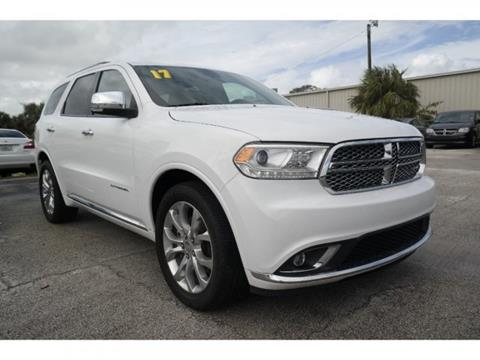 2017 Dodge Durango for sale in Melbourne, FL