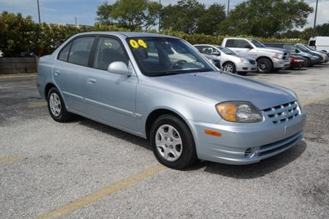 2004 Hyundai Accent for sale in Melbourne, FL