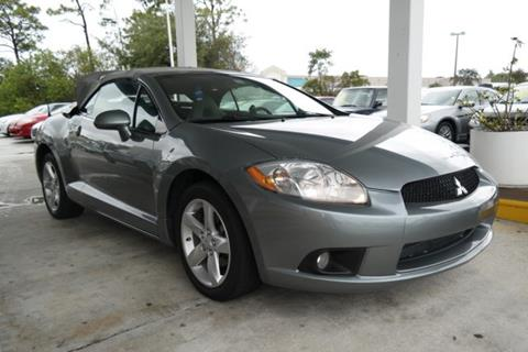 2009 Mitsubishi Eclipse Spyder for sale in Melbourne, FL