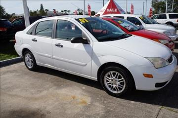 2007 Ford Focus for sale in Melbourne, FL