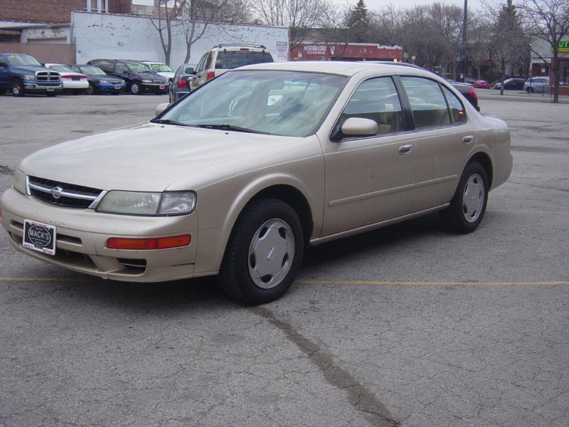 1997 Nissan Maxima