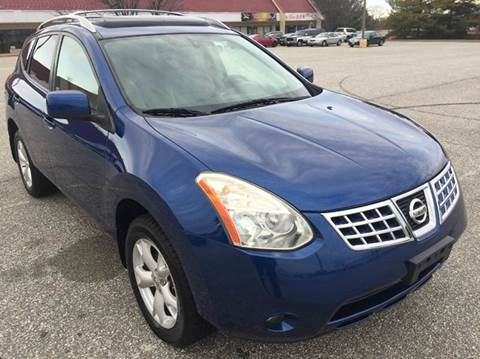 2009 Nissan Rogue for sale in Baltimore, MD