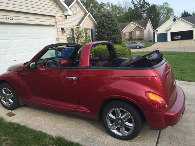 2005 chrysler pt cruiser touring 2dr turbo convertible in arnold mo direct automotive. Black Bedroom Furniture Sets. Home Design Ideas
