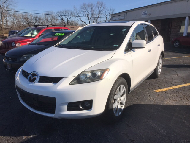2007 mazda cx 7 grand touring awd 4dr suv in arnold mo direct automotive. Black Bedroom Furniture Sets. Home Design Ideas