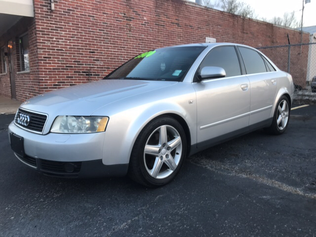 2002 audi a4 3 0 quattro awd 4dr sedan in arnold mo. Black Bedroom Furniture Sets. Home Design Ideas