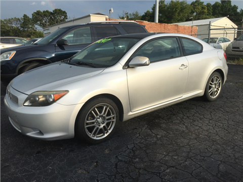 Scion tc for sale missouri for Mayse motors aurora mo
