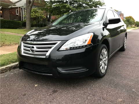 2014 Nissan Sentra for sale in Arnold, MO