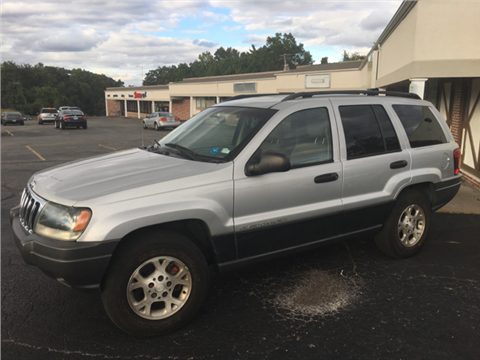 2002 Jeep Grand Cherokee for sale in Arnold, MO