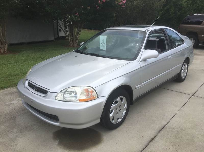 1997 Honda Civic EX 2dr Coupe   Anderson SC