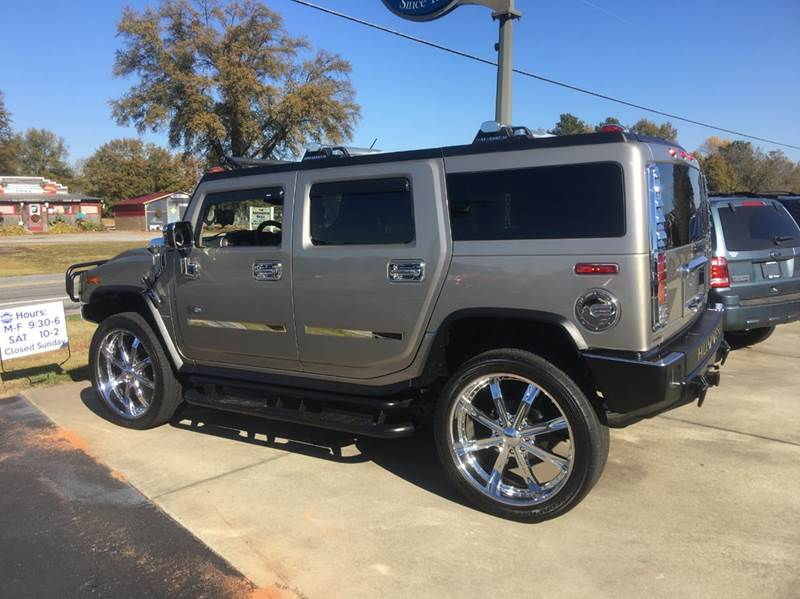 2003 Hummer H2 4dr Adventure Series 4wd Suv In Anderson Sc