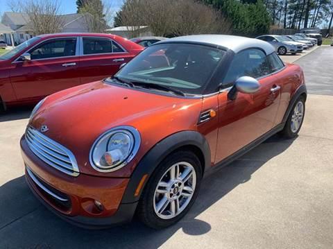 2013 MINI Coupe for sale in Anderson, SC