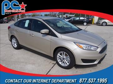 2017 Ford Focus for sale in Yulee, FL