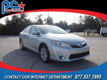 2014 Toyota Camry Hybrid for sale in Yulee, FL