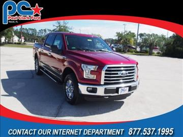 2016 Ford F-150 for sale in Yulee, FL
