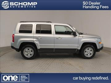2011 Jeep Patriot for sale in Littleton, CO